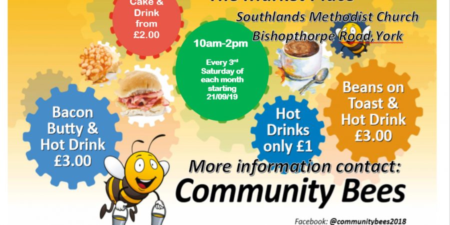 Community Bees Poster